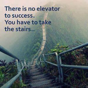The Stairs to Success