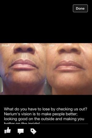 Connie 17 days of Nerium