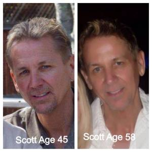 Scott Myrick  15 months  of night and 8 months of day and night